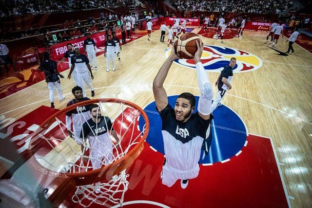 Jason Tatum / fot. FIBA
