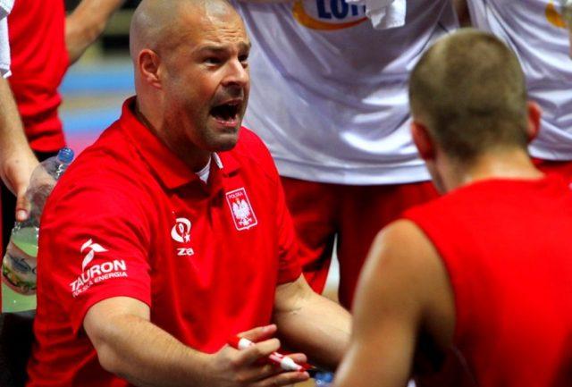 Mike Taylor (fot. Andrzej Romański/PZKosz.pl)