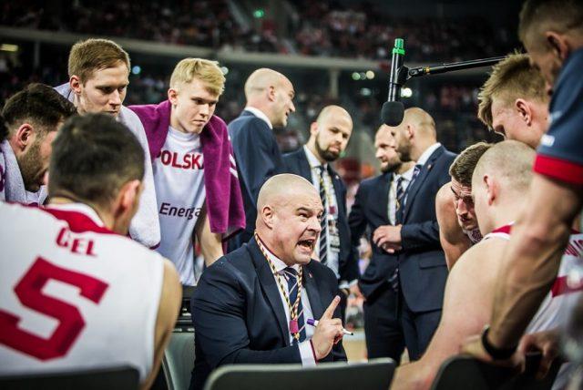 Mike Taylor /fot. FIBA