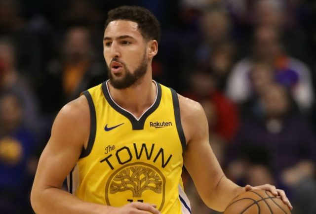 Klay Thompson / fot. wikimedia commons