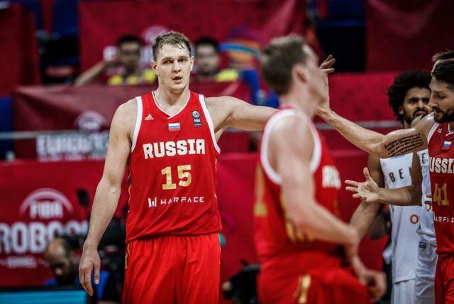 Timofiej Mozgow (fot. FIBA.com)