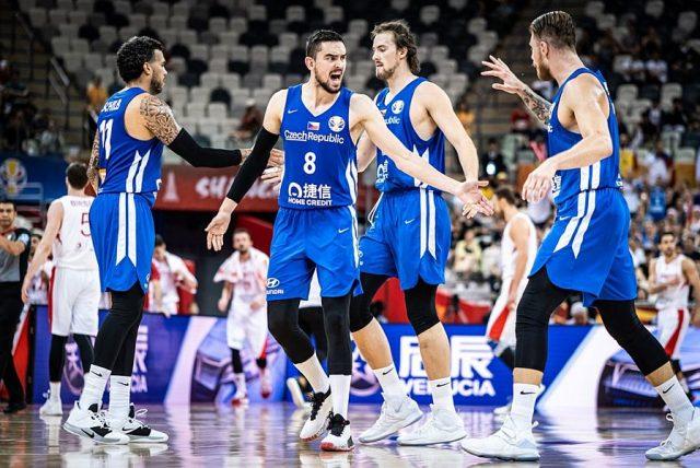Tomas Satoransky i reprezentacja Czech / fot. FIBA
