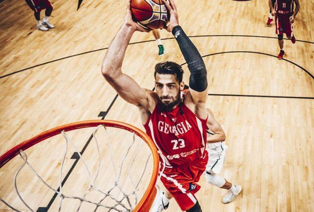 Tornike Shengelia / fot. FIBA Europe