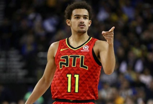 Trae Young / fot. wikimedia commons