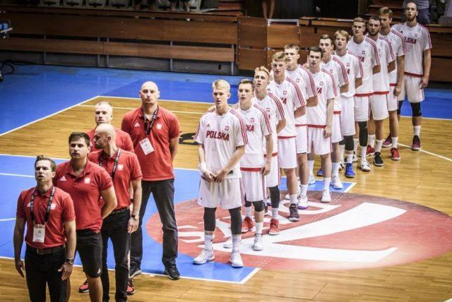 Reprezentacja Polski U20 / fot. FIBA Europe