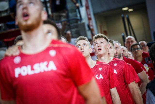 Reprezentacja Polski U20 / fot. FIBA