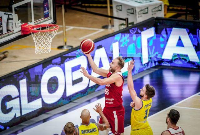 Łukasz Koszarek / fot. FIBA Europe