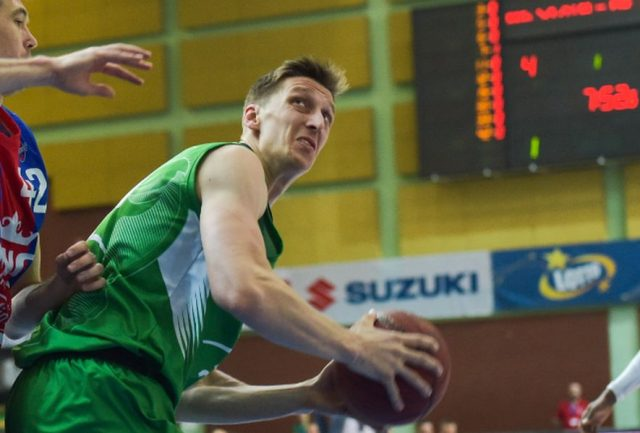 Uros Nikolić (fot. Paweł Skraba/Plk.pl)