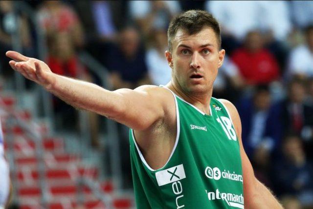 Vladimir Dragicević (fot. Andrzej Romański/Plk.pl)