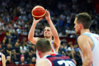 Adam Waczyński / fot. FIBA