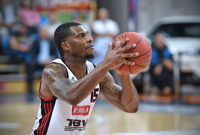 James Washington / fot. TBV Start Lublin