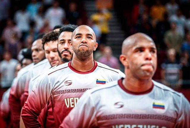 Reprezentacja Wenezueli / fot. FIBA