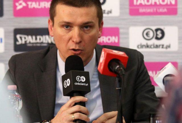 Marcin Widomski (fot. Andrzej Romański/PZKosz.pl)