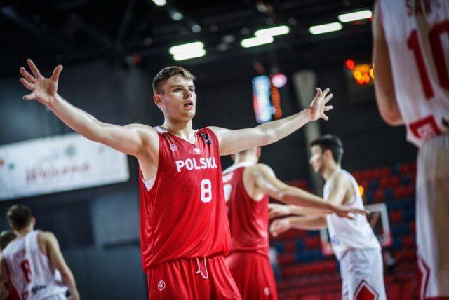 Marcin Woroniecki / fot. FIBA