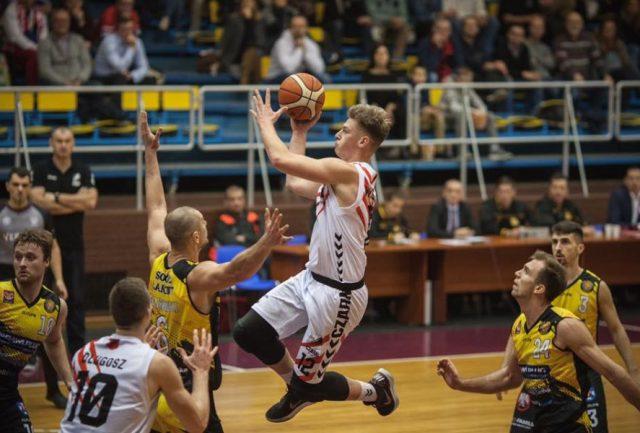 Hubert Wyszkowski / fot. STK Czarni Słupsk