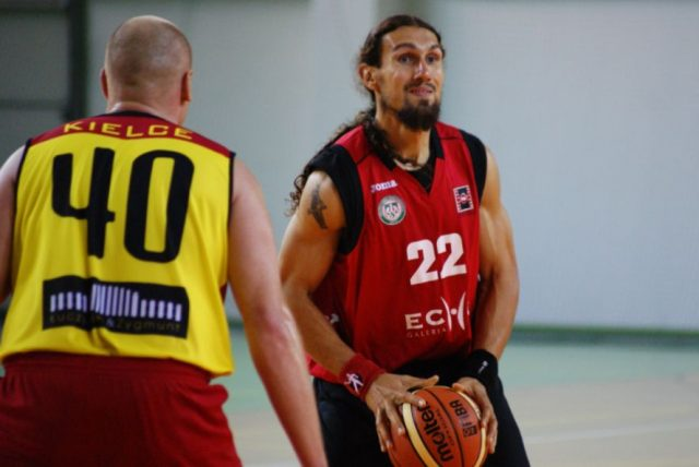 Szymon Żaba-Żabiński (Fot. Paula Lesiak/AZS PŚK)